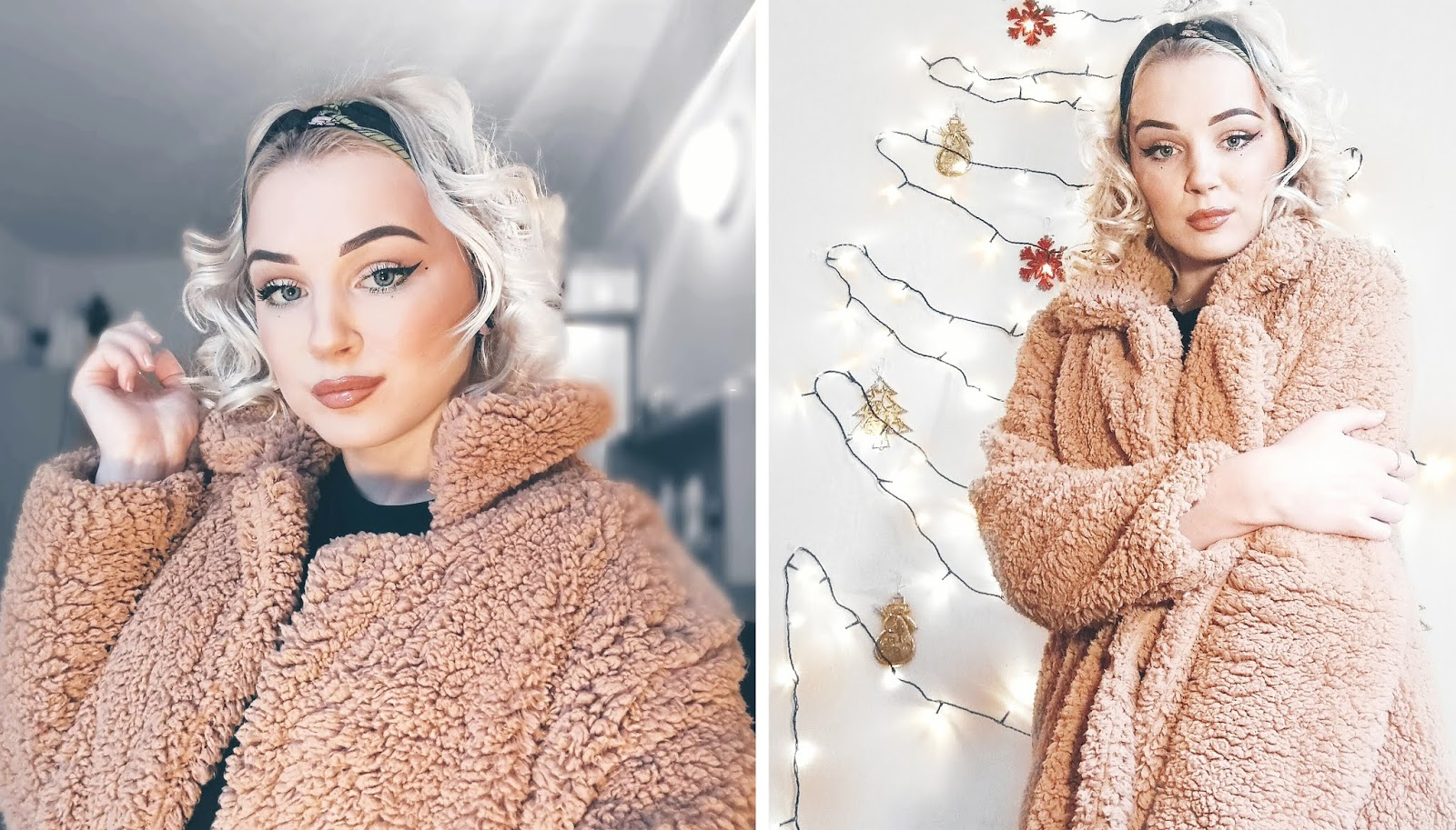 OOTD: TEDDY BEAR COAT