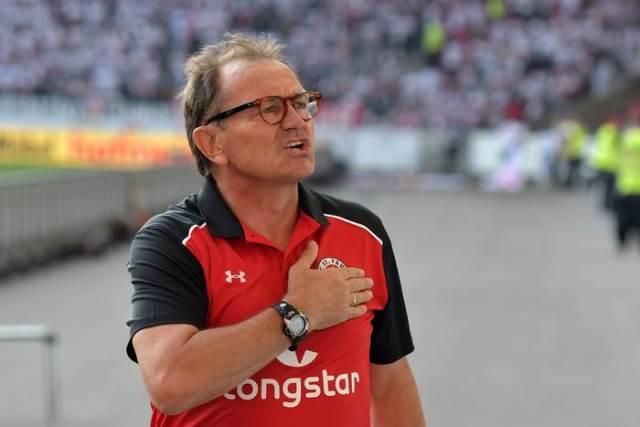 FC St. Pauli não pontua em estréia no Marcedes-Benz Arena