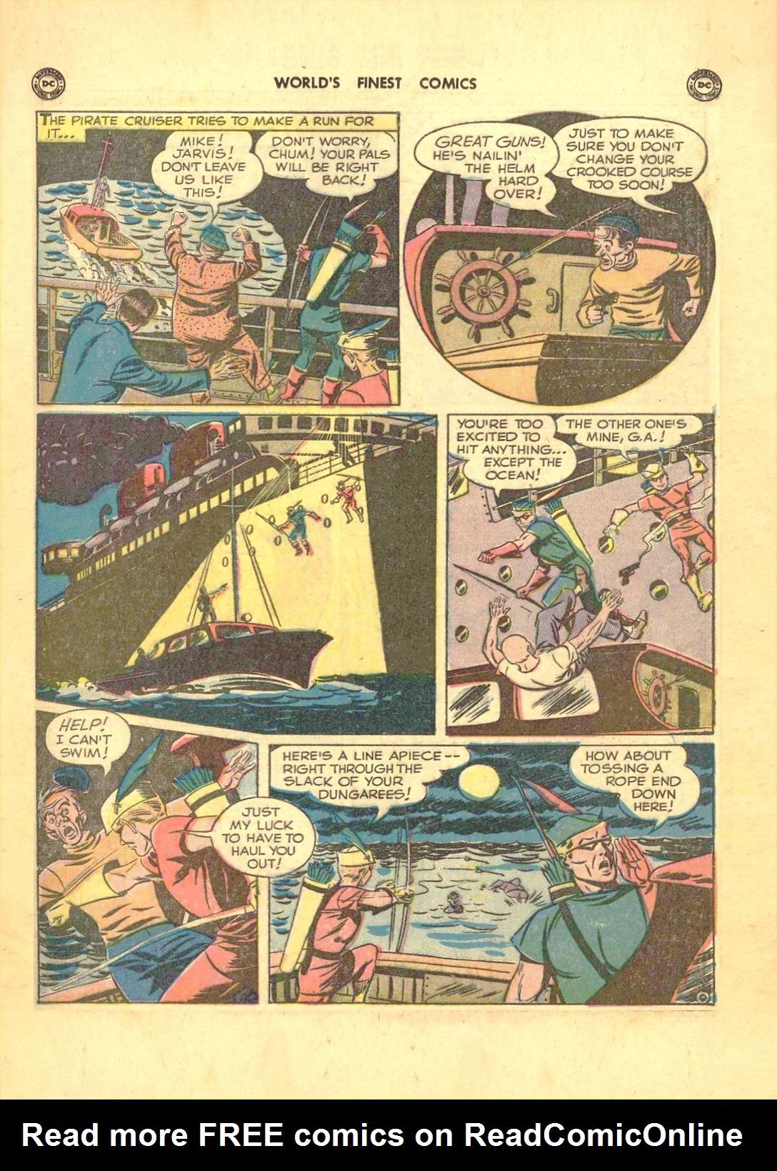 Read online World's Finest Comics comic -  Issue #50 - 25