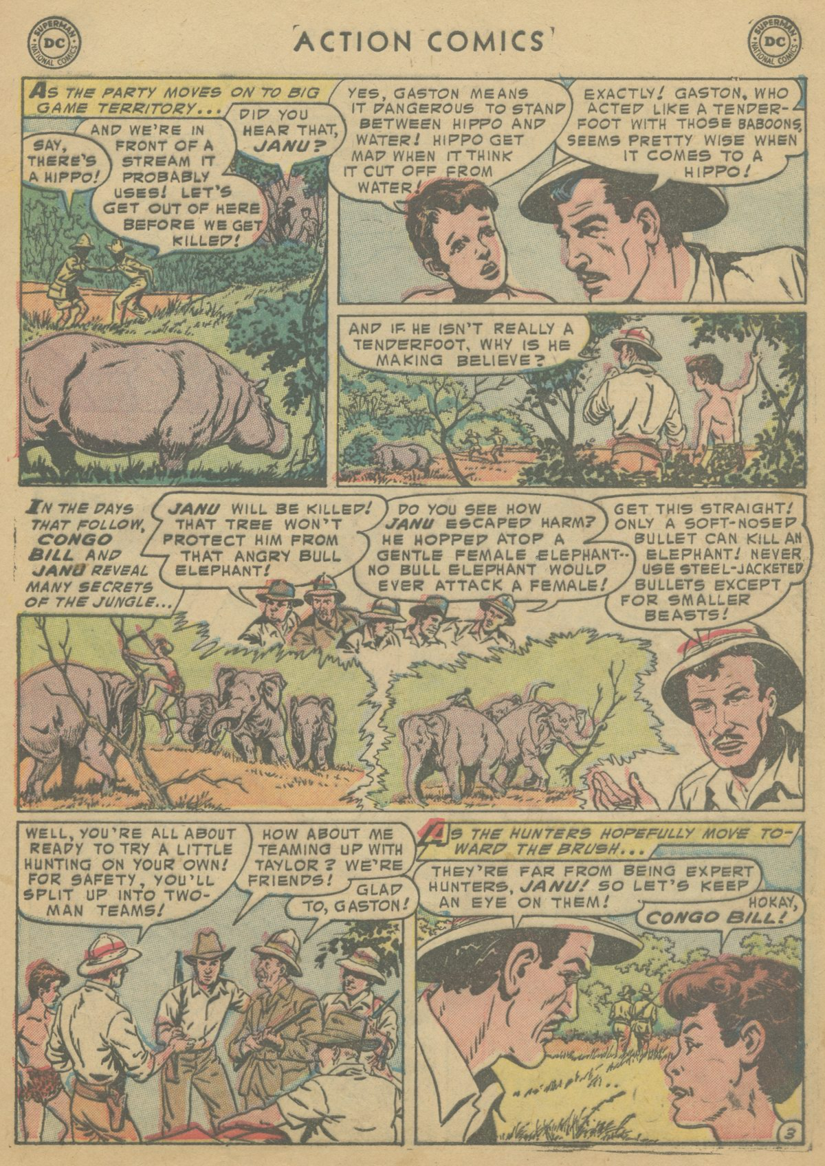Read online Action Comics (1938) comic -  Issue #199 - 30