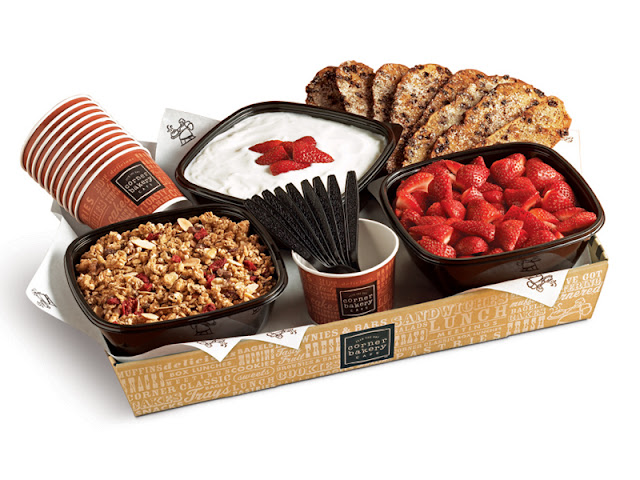 Fat Tray for A Gift Fat Tray for A Gift caterimage breakfast calibreakfastbar1