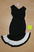 innen: Alexis Leroy Damen ärmellos Vierkantansatz Fischschwanz bodycon Abendkleid