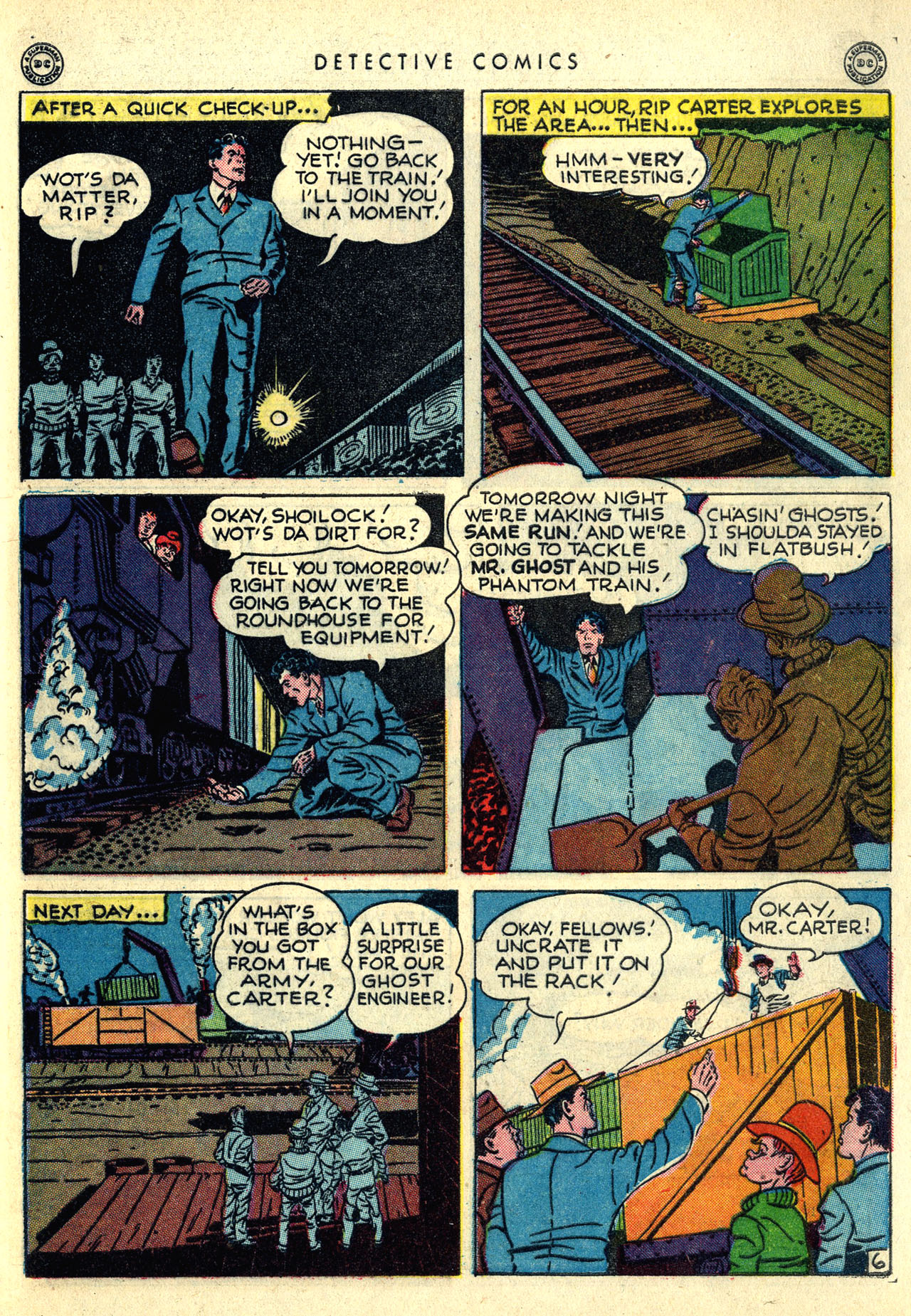Read online Detective Comics (1937) comic -  Issue #121 - 43