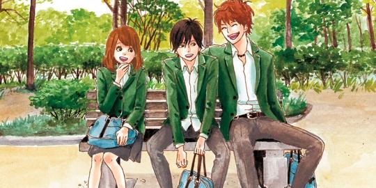 Monthly Action, Orange, Ichigo Takano, Manga, Actu Manga,