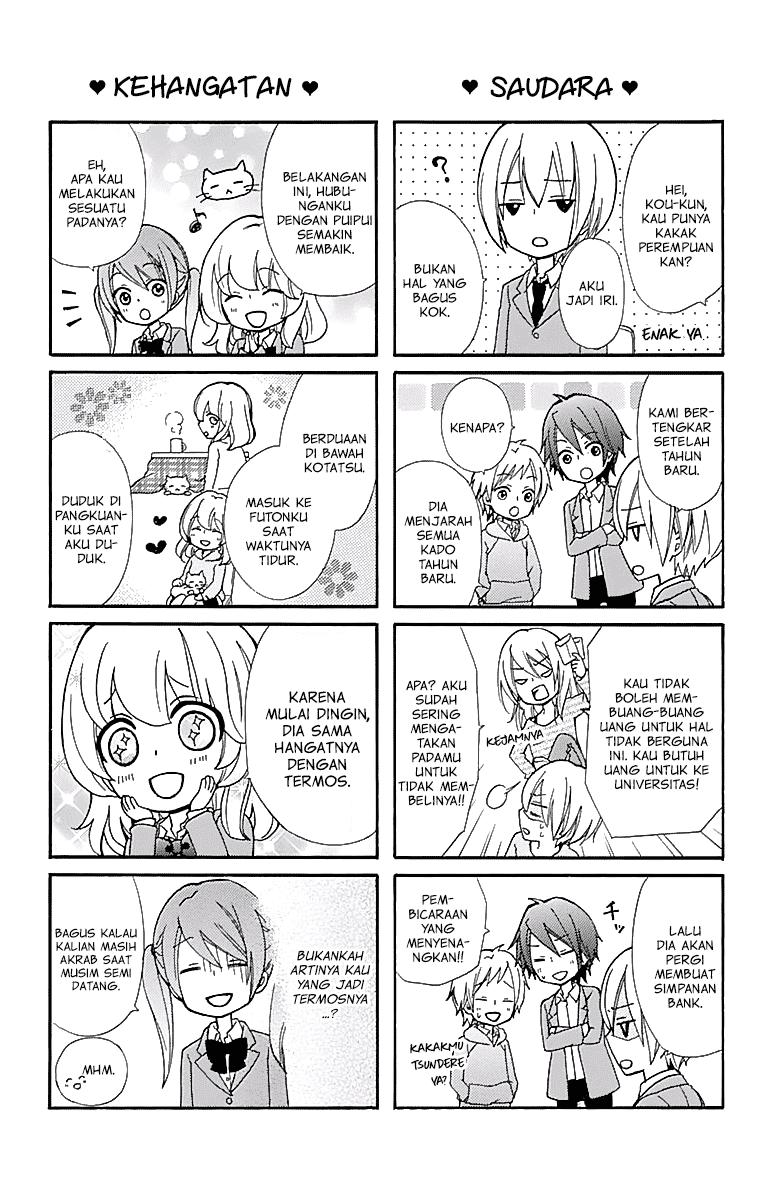 Hiyokoi Chapter 52