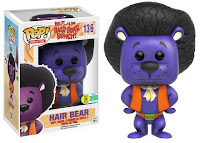 Pop! Animation: Hair Bear Bunch - Hair Bear - Purple