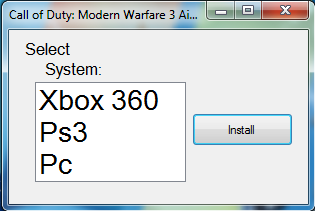 Modern warfare codes 3 call of 360 xbox download duty