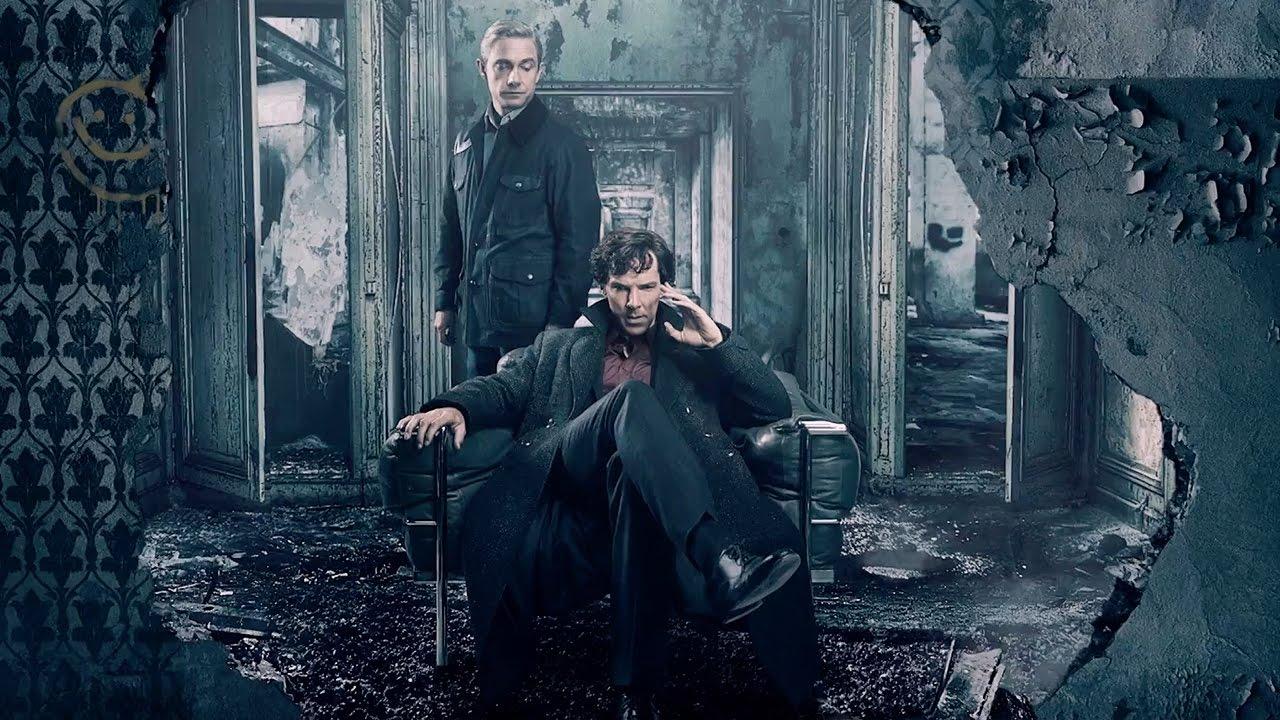 Sherlock, deja de hacerte el interesante. Firmado: Watson