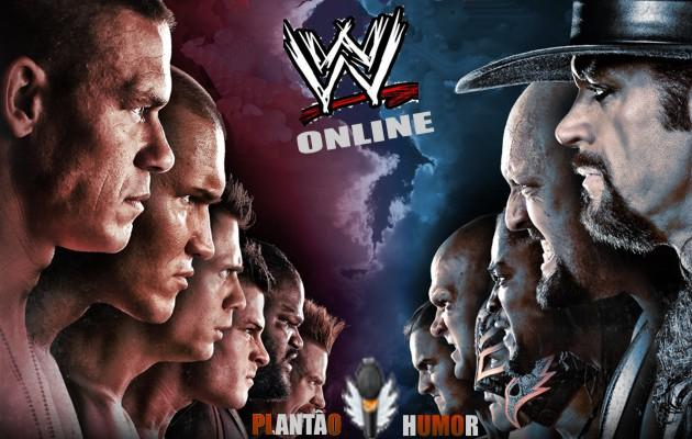 Wwe online ao vivo