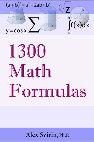 1300 Maths Formula