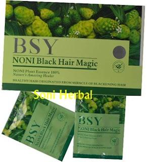Shampo noni bsy pasti murah di madu herbal
