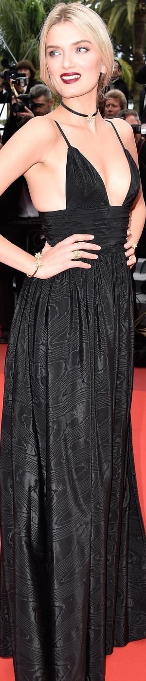 Lily Donaldson 2016 Cannes Film Festival