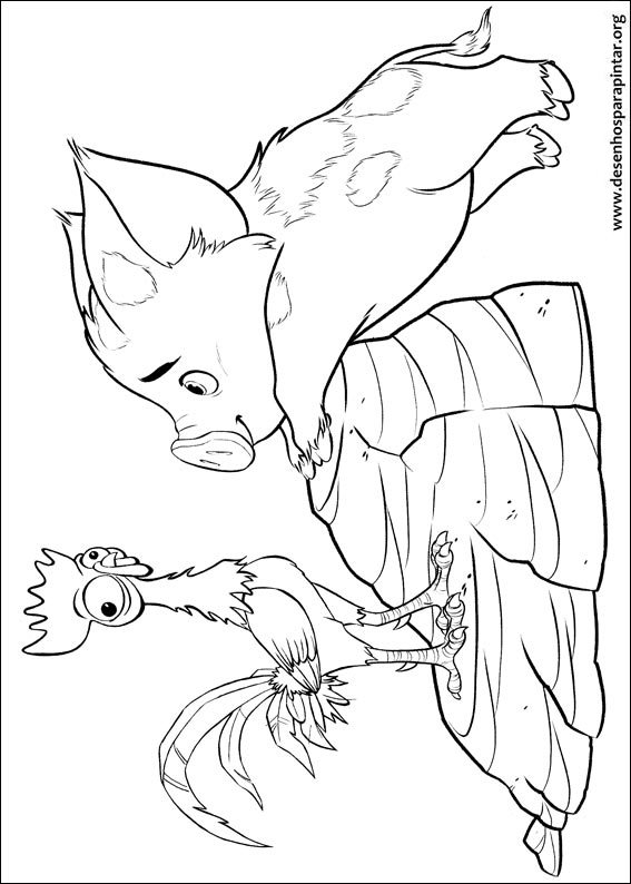 Free Colouring Pages Moana : Coloring pages for kids free images: moana disney coloring