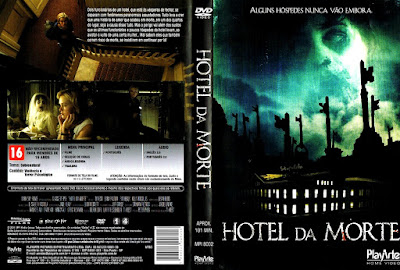 Filme Hotel da Morte (The Innkeepers) DVD Capa