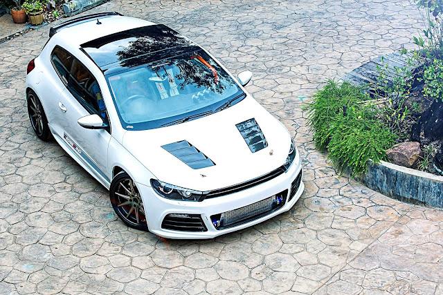2012 Volkswagen Scirocco - #Volkswagen #Scirocco #tuning