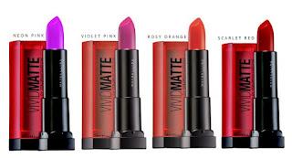 Harga Lipstik Maybelline Matte