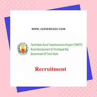 TNRTP Recruitment 2019 for Executive Officer & Project Executive posts (578 Vacancies)