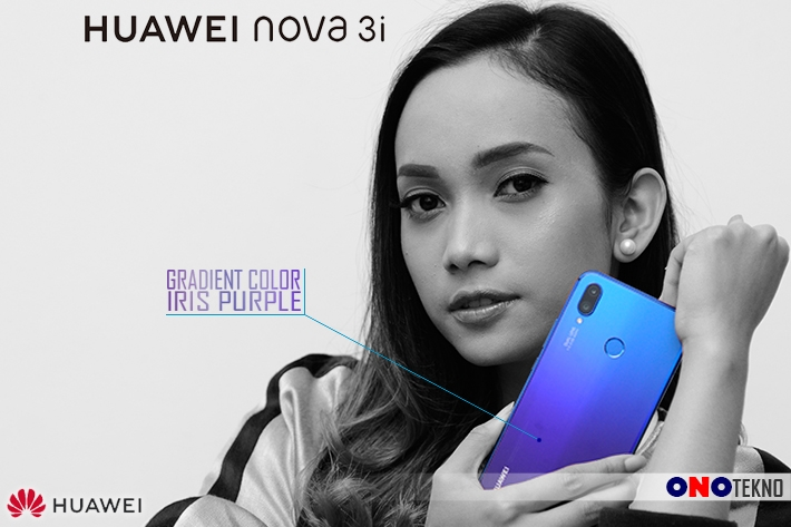 """Huawei Nova 3i """" Smartphone impian tahun 2018 """""""