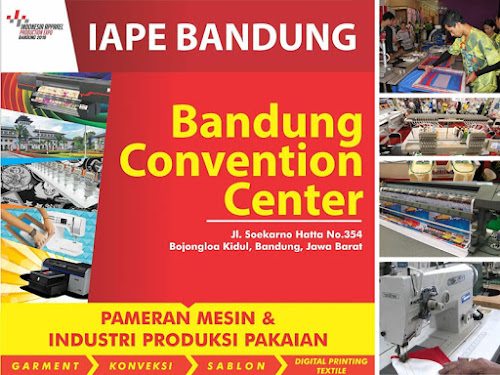 Indonesia Apparel Production Expo 2018 Bandung