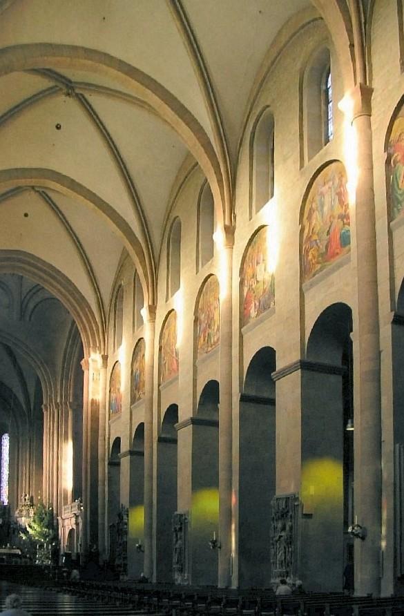 Sejarah Gambar Dekoratif Sejarah Dan Jenis Jenis Ilustrasi Kelompok 12 Gambar Kolom Dari Kiri Ke Kanan Mainz Cathedral Jerman; Durham