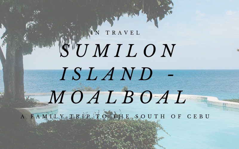 Sumilon Island - Moalboal Travel