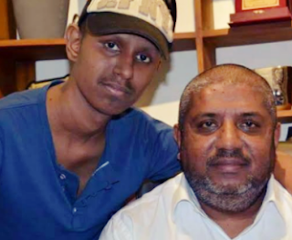 Even before giving PET scanner to Apeksha Hospital ... Mohammed's son embraces death from cancer!
