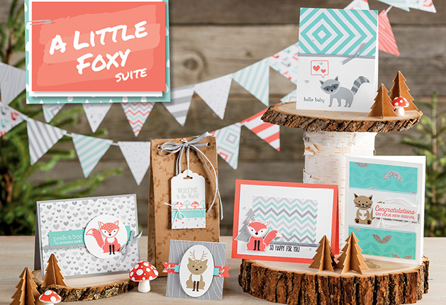 A Little Foxy Product Suite - Narelle Fasulo - Simply Stamping with Narelle - available here - http://www3.stampinup.com/ECWeb/ItemList.aspx?categoryid=31005&dbwsdemoid=4008228