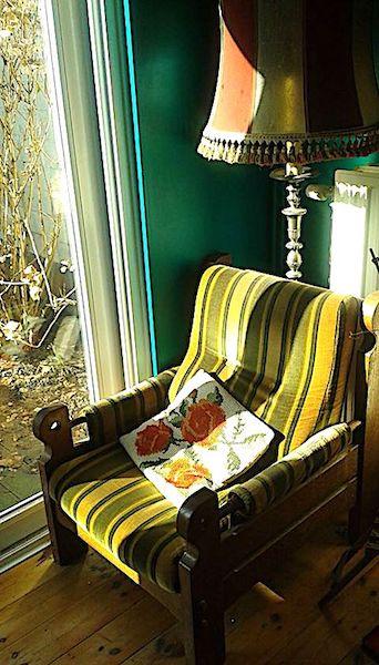 De zetel van Dorien De Vylder