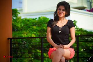 Veera Tamil Movie Actress Iswarya Menon Latest Poshoot Gallery  0016.jpg