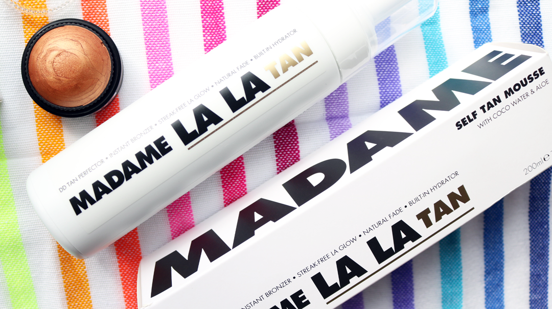 Madame LA LA Self-Tan Mousse