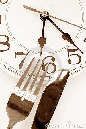 jam makan yang benar