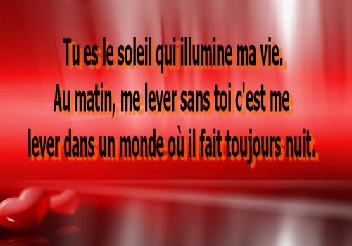 Sms Poèmes Damour Court Poèmes Et Textes Damour