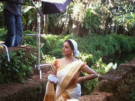 Manju Warrier Latest Saree Photos And Images From A