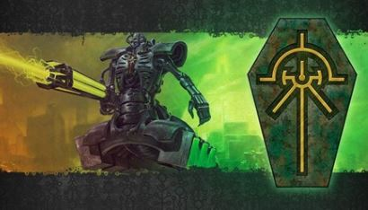 Codex Preview: The Mephrit Dynasty and Destroyers