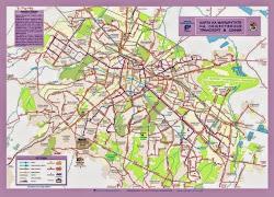 Karta 2019 Tramvajni Linii Sofiya Karta