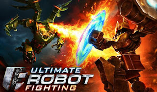 Download Ultimate Robot Fighting Mod Apk Android Terbaru