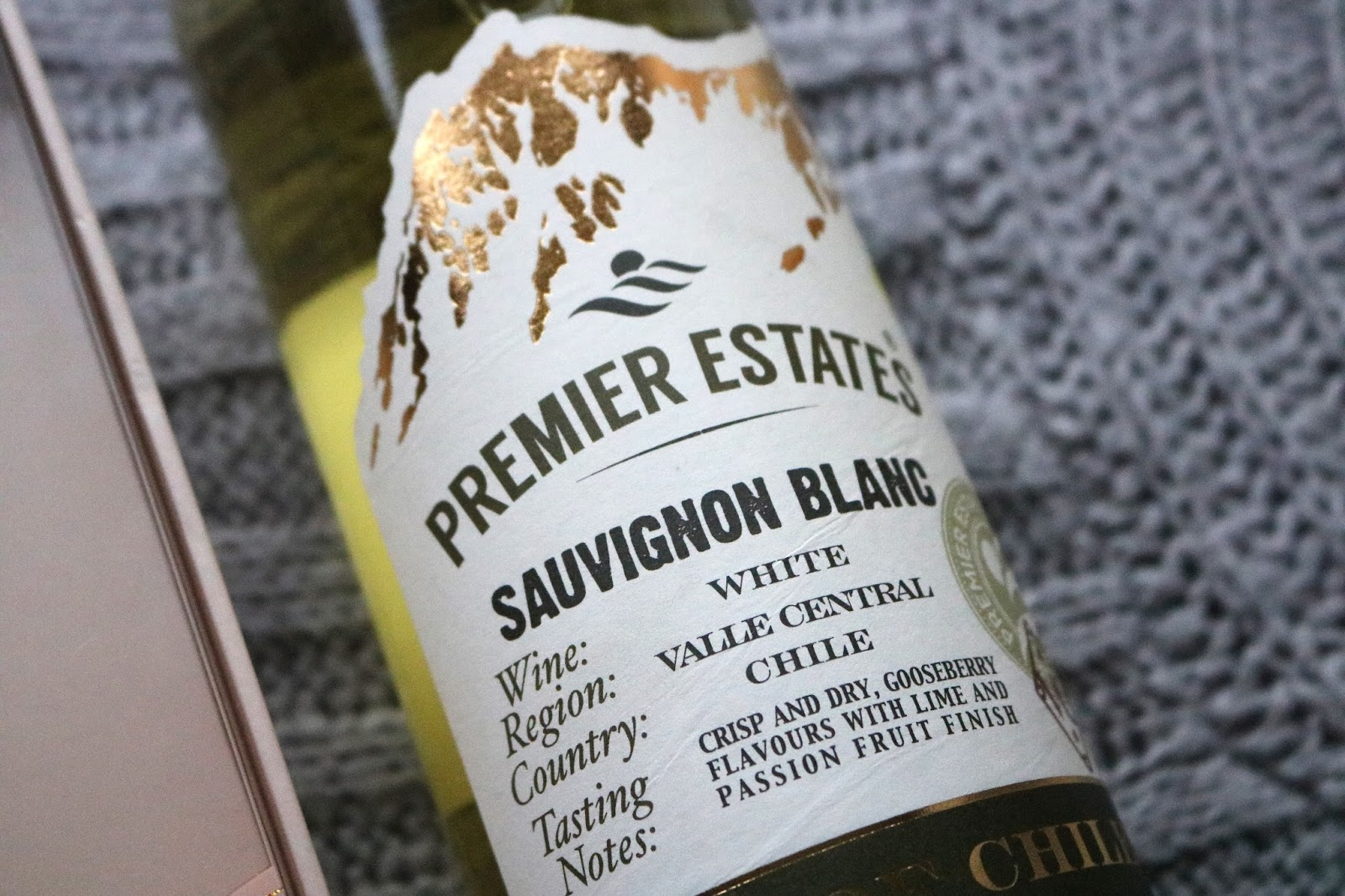 premier estates wine chilean sauvignon blanc