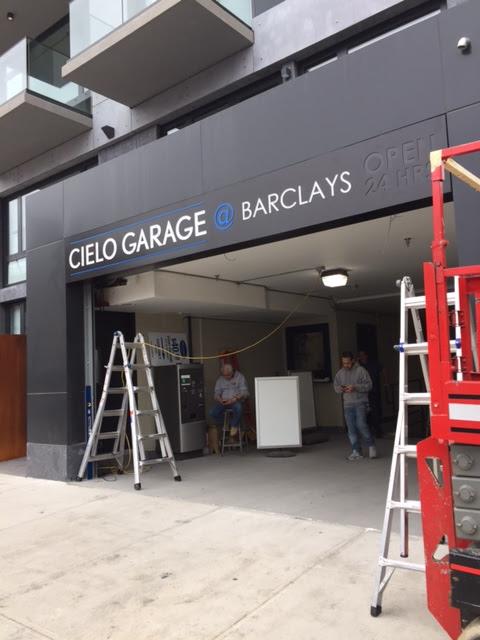 Cielo Garage @ Barclays Center