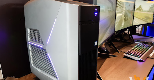 Alienware Unveils New Gaming Desktop, Monitors and Peripherals
