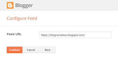 Cara Memasang Recent Posts Blog - Judul Widget Tetap Ada