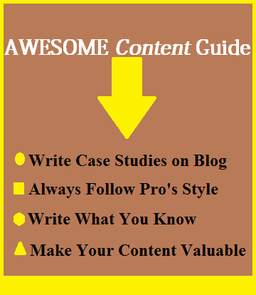 How to Write Awesome Content for Blog