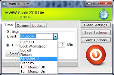 Shutti 2010 Lite, Windows 7, Windows, Tools, System
