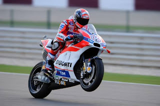 Race MotoGP Malaysia: Dovizioso Start Terdepan, Rossi Kedua