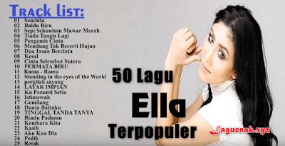 50 Kumpulan Lagu Lawas Ella Malaysia Full Album Mp3 Terpopuler Sepanjang Masa Gratis