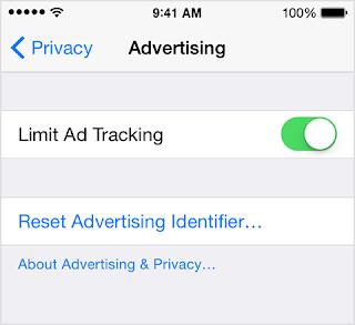 iPhone ve iPad'te Reklamları Kapatın