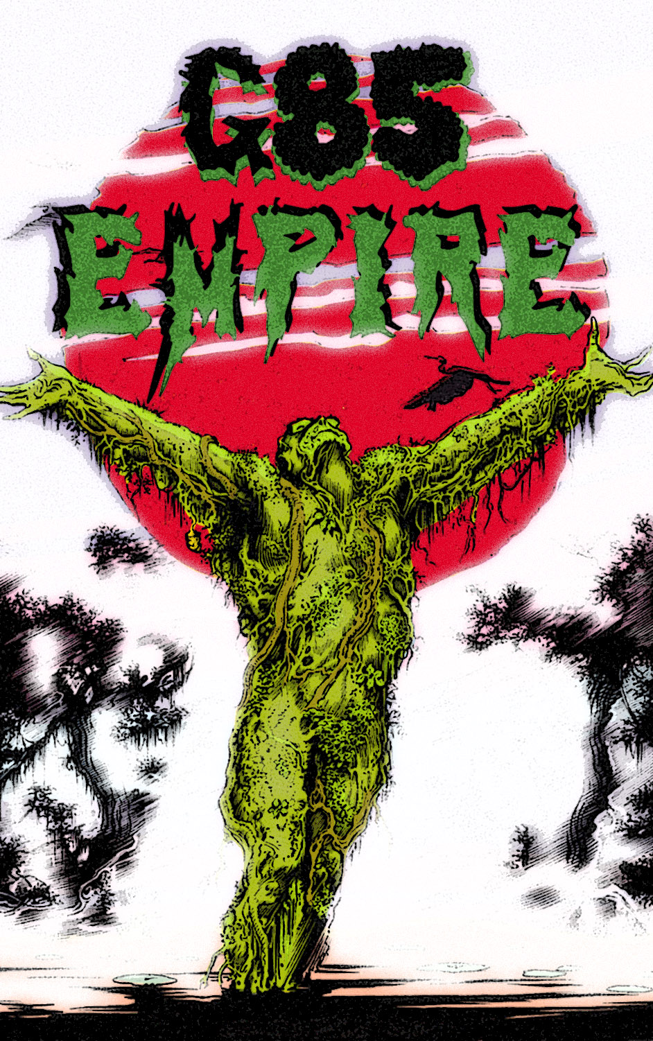 Swamp Thing (1982) Issue #68 #76 - English 21