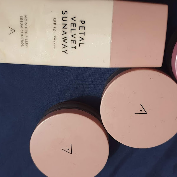 Review Petal Velvet Sunaway from Althea