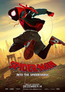 Spider-Man: Into the Spider-Verse 2018 Full Hindi Movie Download Dual Audio BRRip 720p
