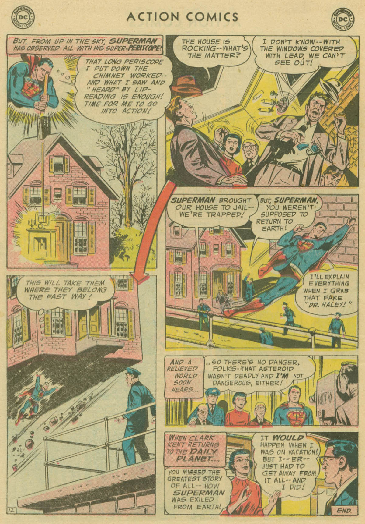 Read online Action Comics (1938) comic -  Issue #229 - 13