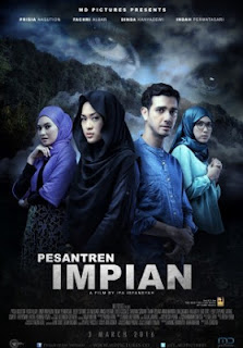 Download Film Indonesia Pesantren Impian (2016) DVDRip
